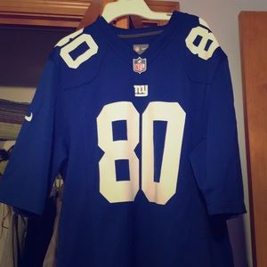 Cruz New York giants official jersey like new.